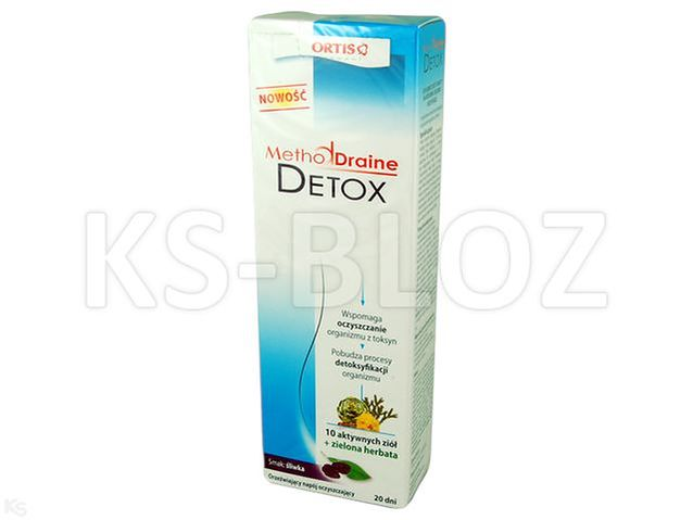 MethodDraine Detox Prune