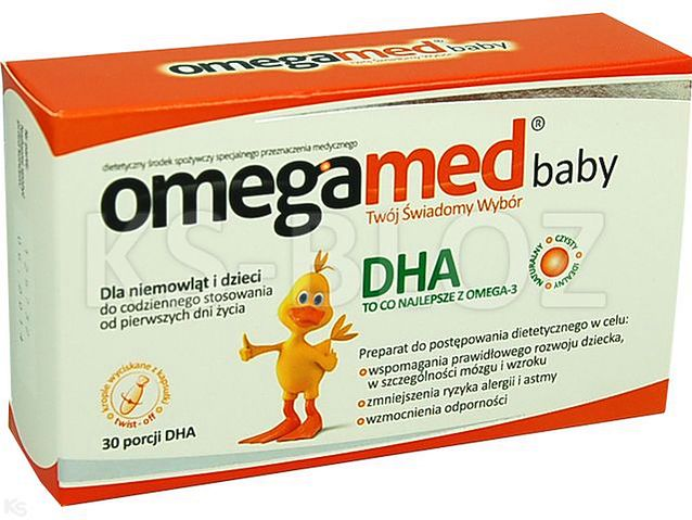 Omegamed Baby -150mg DHA (Omegamed 150)