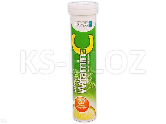 WITAMINA C 1000mg