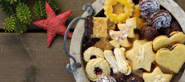 Ciasteczka Swiateczne Dietetyczne Korzenne Pierniczki Ewy