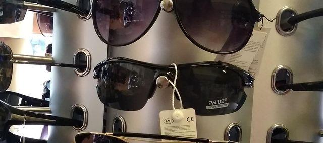 Wybierz dobre okulary przeciwsłoneczne. Chroń oczy przed
