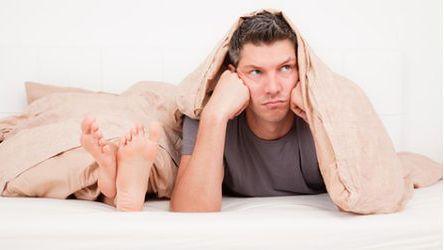 Pojawia się w sypialni. Mężczyźni nie wiedzą, że to pierwszy objaw miażdżycy