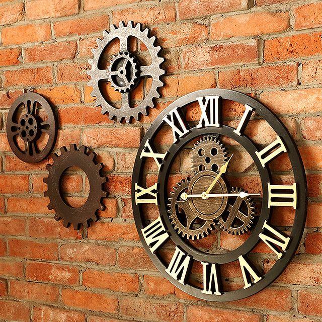 Daj Sobie Czas Najmodniejsze Zegary ścienne Wp Dom