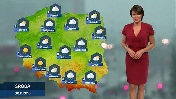Prognoza Pogody Na 30 Listopada Plus Dwa Kolejne Dni Wp Wiadomości