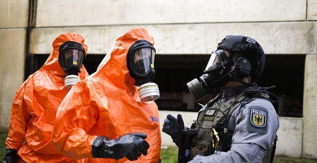 Służby ostrzegają przed atakiem chemicznym ISIS w Wielkiej Brytanii