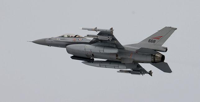 Norweski F16 ostrzelał swoich. Szokujące zajście ujawnione w raporcie
