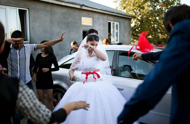 W Gruzji nawet dwunastolatki zostają żonami