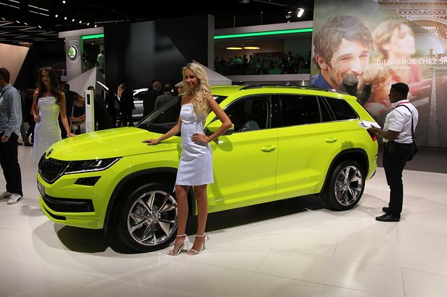 skoda kodiaq podczas premiery podano ceny nowego suv a. Black Bedroom Furniture Sets. Home Design Ideas