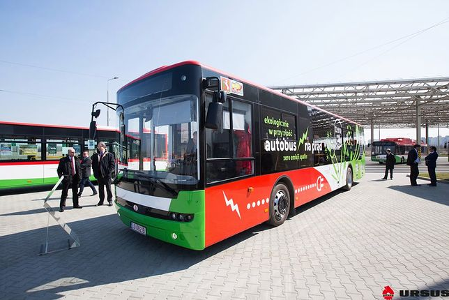 Ursus, znany z produkcji ciągników, wszedł na rynek autobusów.