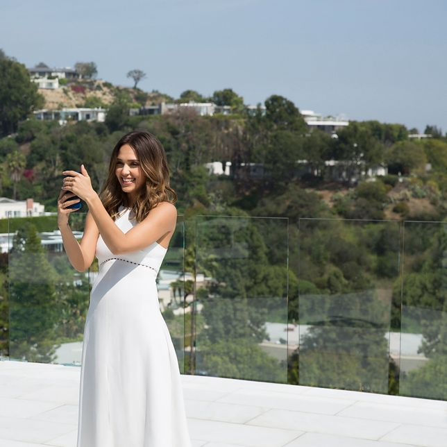 Jessica Alba - współczesna supermenka