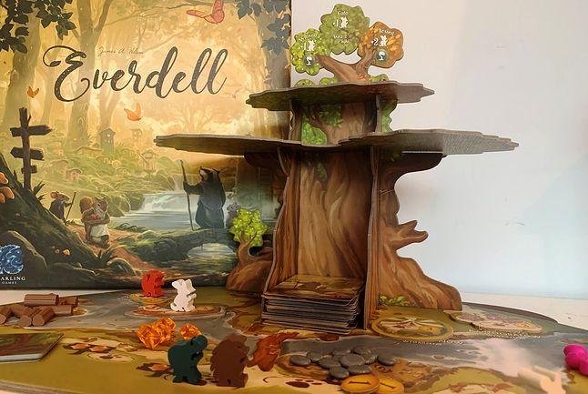"""Recenzja Everdell - wiele możliwości ukrytych pod uroczą oprawą - Gra planszowa """"Everdell"""""""