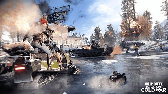 Tryb sieciowy w Call of Duty: Black Ops - Cold War daje dużo, ale mógłby więcej [Recenzja] - Call of Duty: Black Ops - Cold War