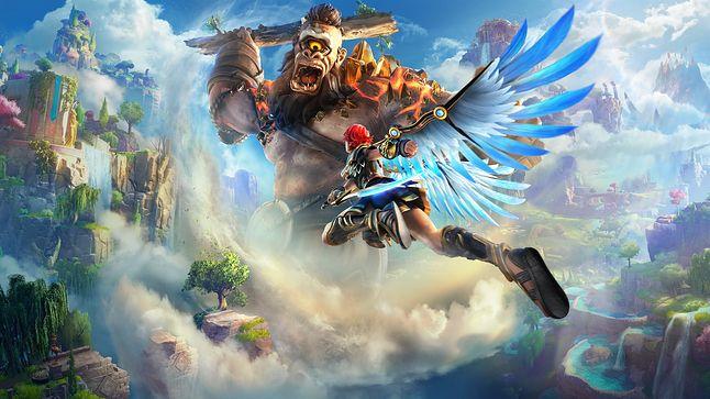 Immortals: Fenyx Rising pokazuje, że Breath of the Wild to jedna z najważniejszych gier... 2020 roku - Immortals: Fenyx Rising