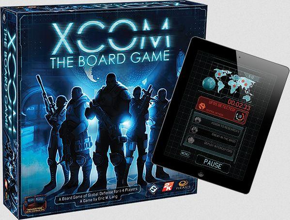 XCOM: Enemy Unknown przerobiony na planszówkę. Wygląda nieźle