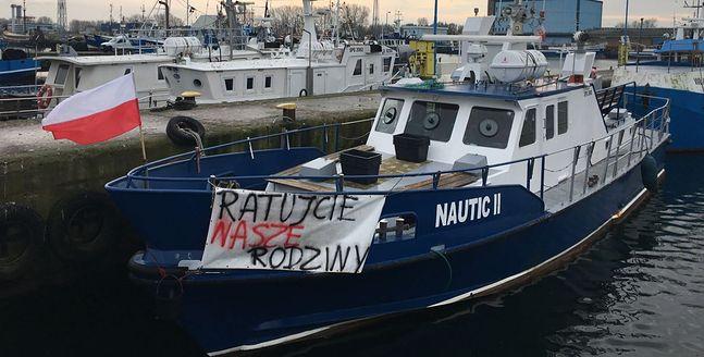 Port we Władysławowie. Dramatyczny apel na jednej z jednostek, której właściciel utrzymuje się z wędkarzy