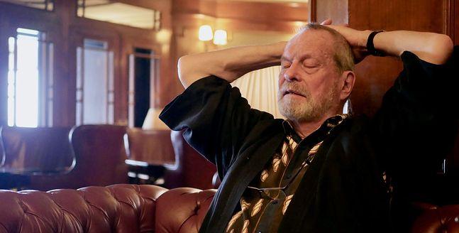 Terry Gilliam w Kairze,