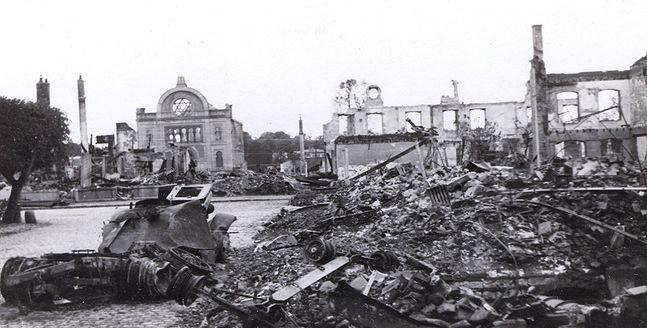 1 września 1939 r. Lufftwaffe w kilka godzin zniszczyło 90 proc. centrum miasta.