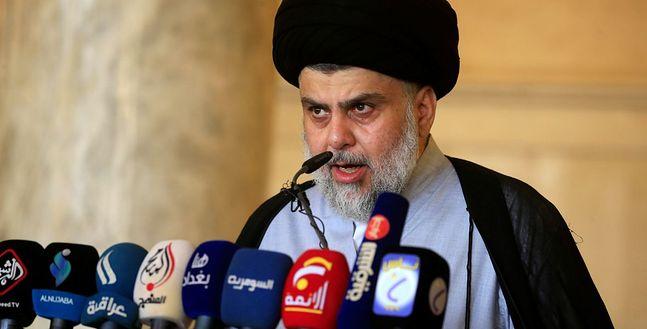 Muktada as-Sadr nawołuje do powstania ogólnoarabskiego ruchu oporu wymierzonego w Stany Zjednoczone i ich sojuszników