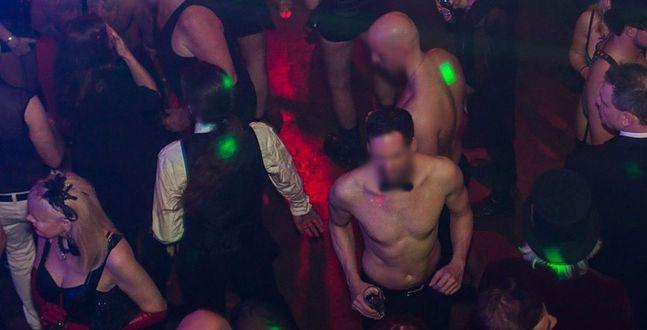 Tak wyglądała jedna imprez w berlińskim klubie Insomnia