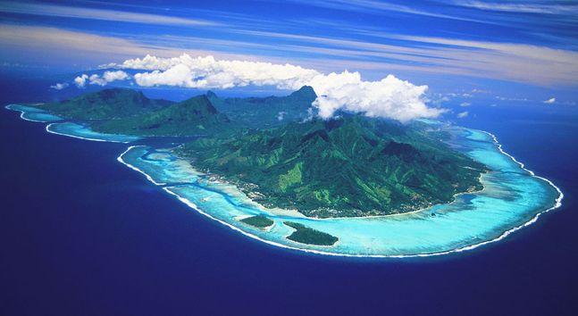 Wyspy Polinezji znikną w oceanie. Tak stanie się, gdy temperatura na Ziemi wzrośnie o cztery stopnie