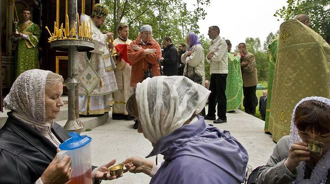 Komunia prawosławna