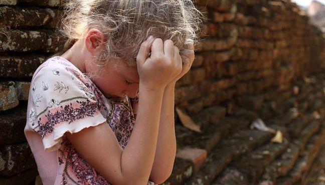 Gdy dziecko stracisz z oczu...