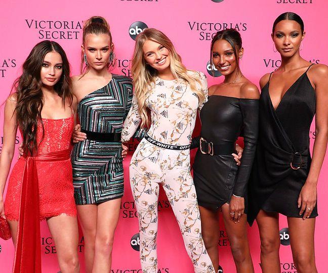 Pierwszy Taki Aniołek Victorias Secret Marka Przełamuje