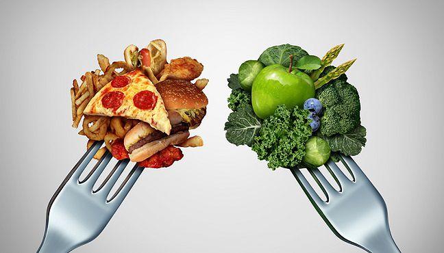 Dieta ma ogromne znaczenie