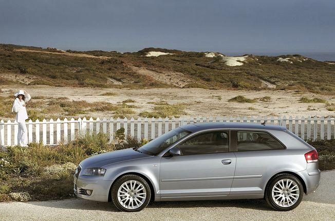 Audi A3 Wahacze Autokultpl