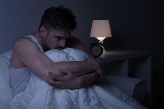 Spotyka się z facetem z chorobą afektywną dwubiegunową