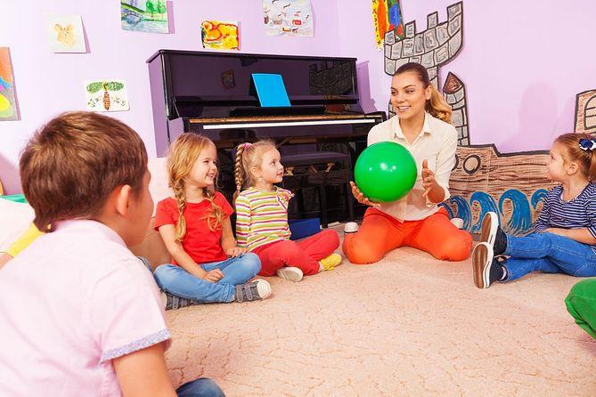 Przedszkolne Zabawy Czyli Jak Popularne Zabawy Grupowe