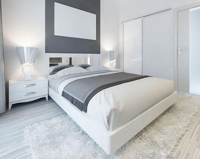 łóżko Do Sypialni Czyli Tworzymy Centrum Wypoczynkowe Wp