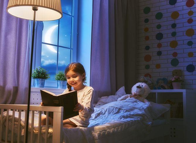 Oświetlenie W Pokoju Dziecięcym Dobierz Je Do Wieku