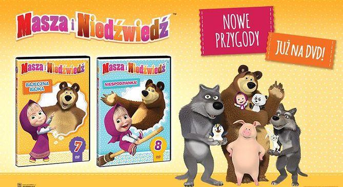 Masza I Niedźwiedź Część 8 Niespodzianka Wp Parenting