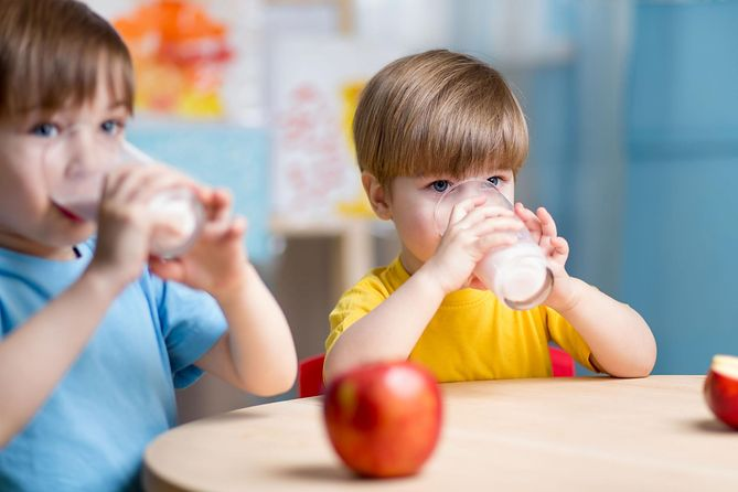 Alergia Na Mleko U Dzieci Wp Parenting
