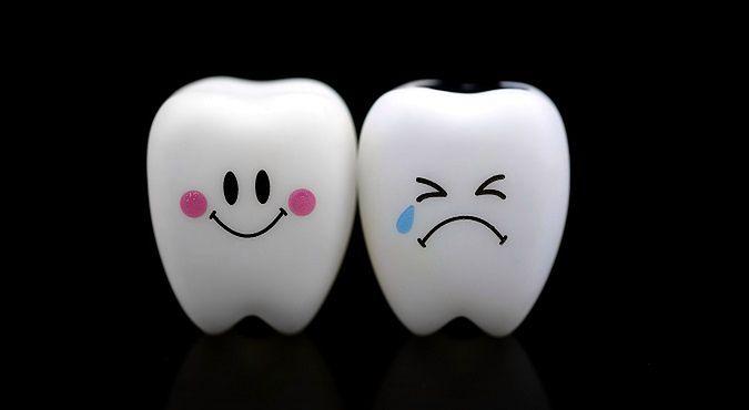 Zdrowe zęby a wapń