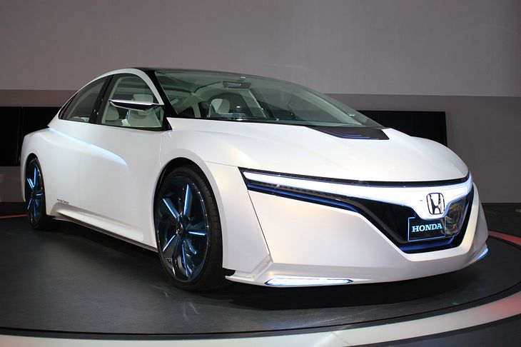 2010 Honda AC X Concept photo - 1