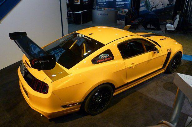 Ford Mustang Boss 302SX