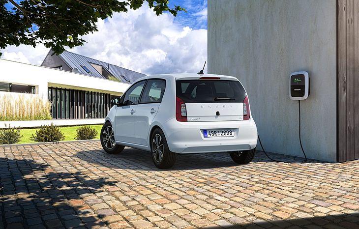 Skoda Citigo e iV po dopłatach będzie najtańszym autem elektrycznym w Polsce.