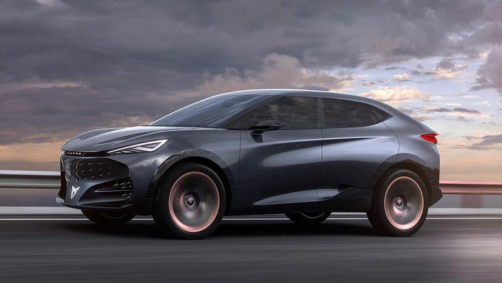 Cupra Tavascan Concept (2019)