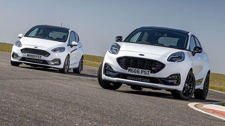 Ford Fiesta ST i Puma ST mogą być jeszcze dziksze
