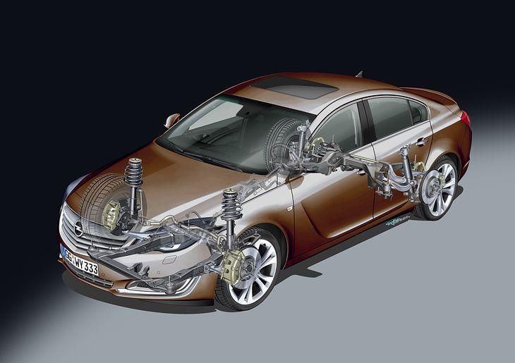 Od konstrukcji układu jezdnego w dużej mierze zależą koszty eksploatacji samochodu.