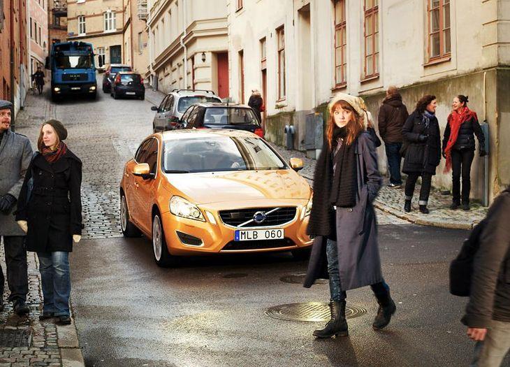 Volvo jest jednym z pionierów z zakresu systemów bezpieczeństwa w samochodach