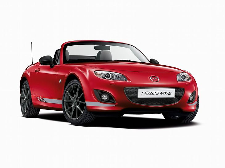 Mazda MX-5 Summer Edition