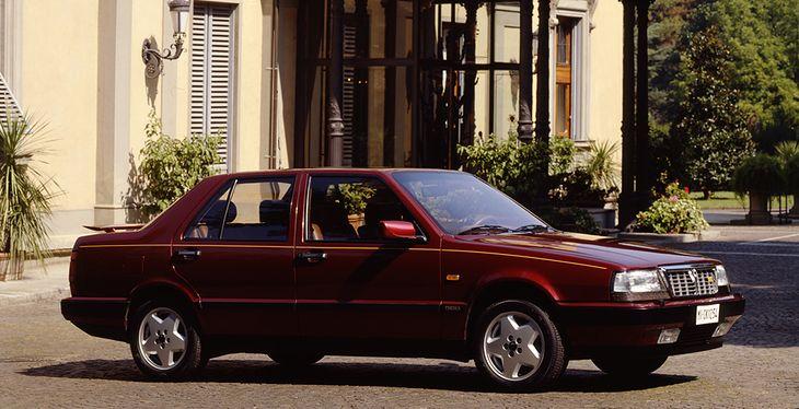 Lancia Thema 8.32 drugiej serii z lat 1989-1992