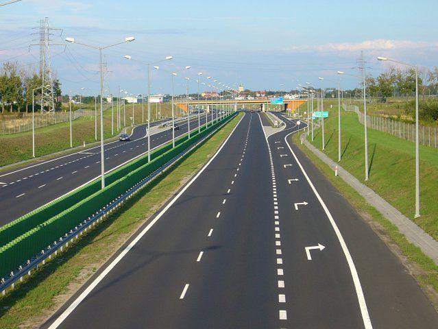 Autostrada A2 (fot. mapa-poznania.info)
