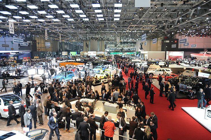 Geneva Motor Show nie odbędzie się w 2022 roku