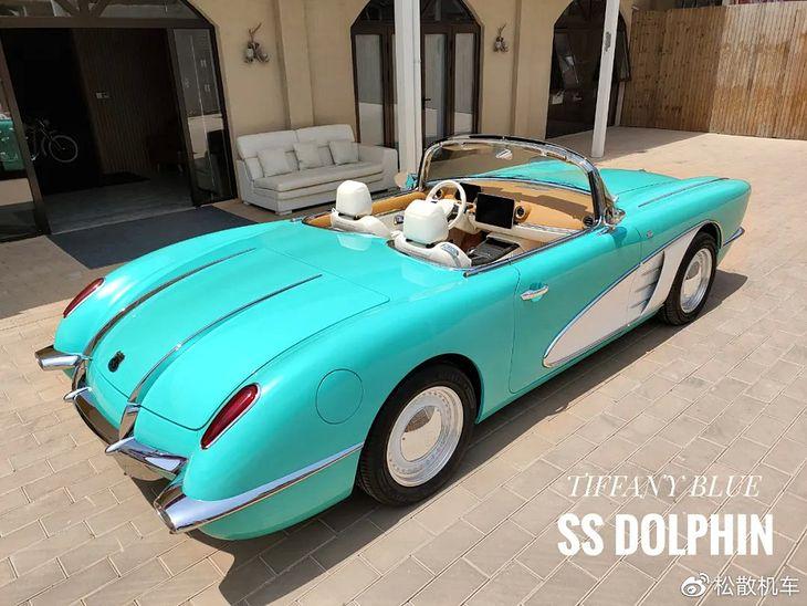 SongSan SS Dolphin (2020) (fot. SongSan Motors)
