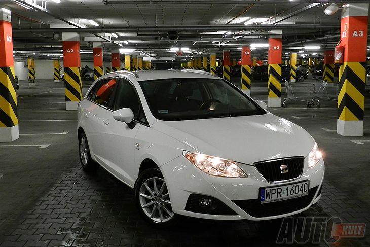 Seat Ibiza ST 1,2 TSI + LPG Style