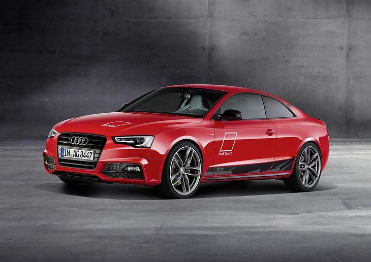 Modne ubrania Audi A5 Coupé DTM Selection – dla fanów niemieckich wyścigów JN64